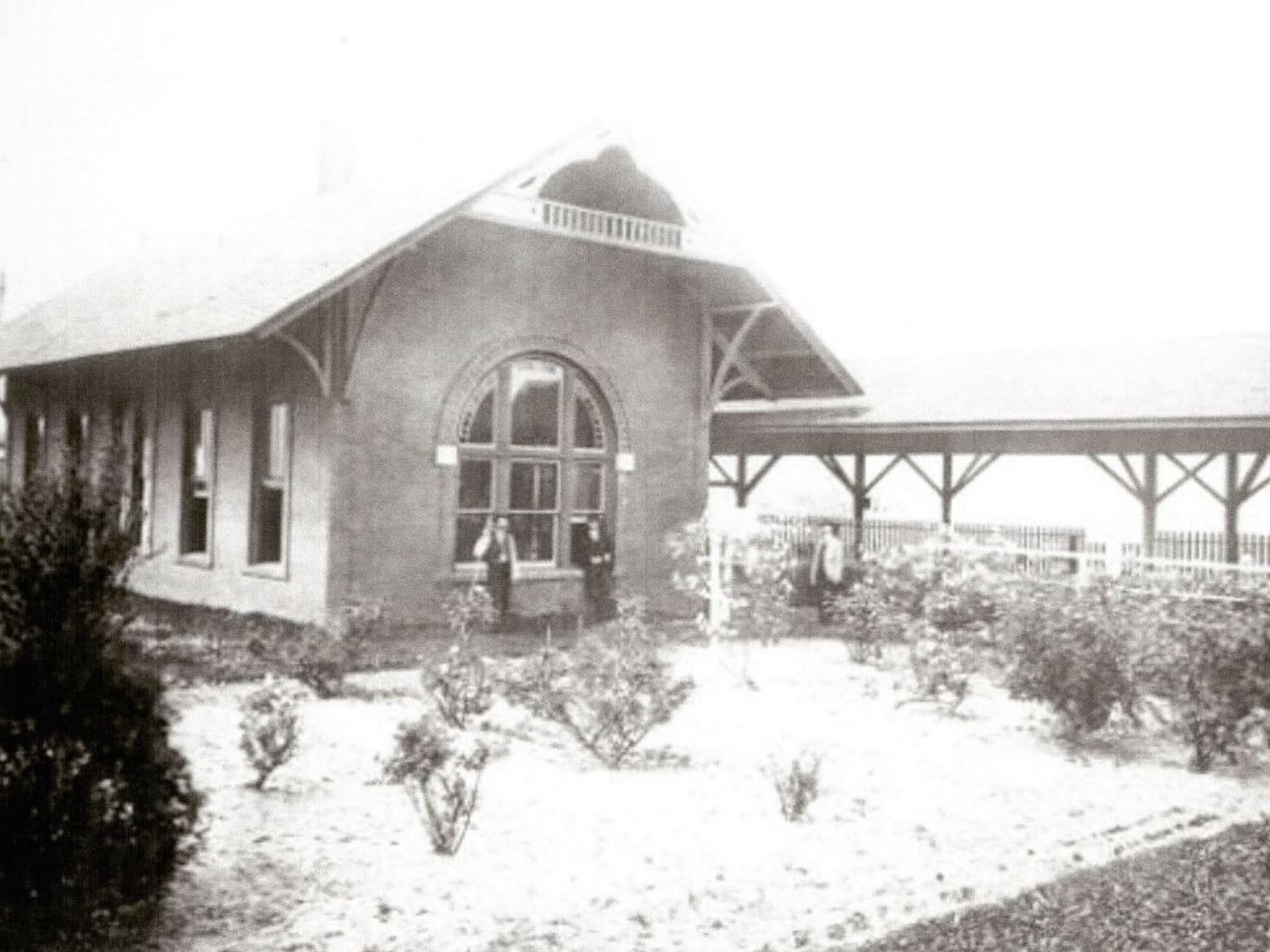 Cotner and Associates - Fernandina Train Depot1