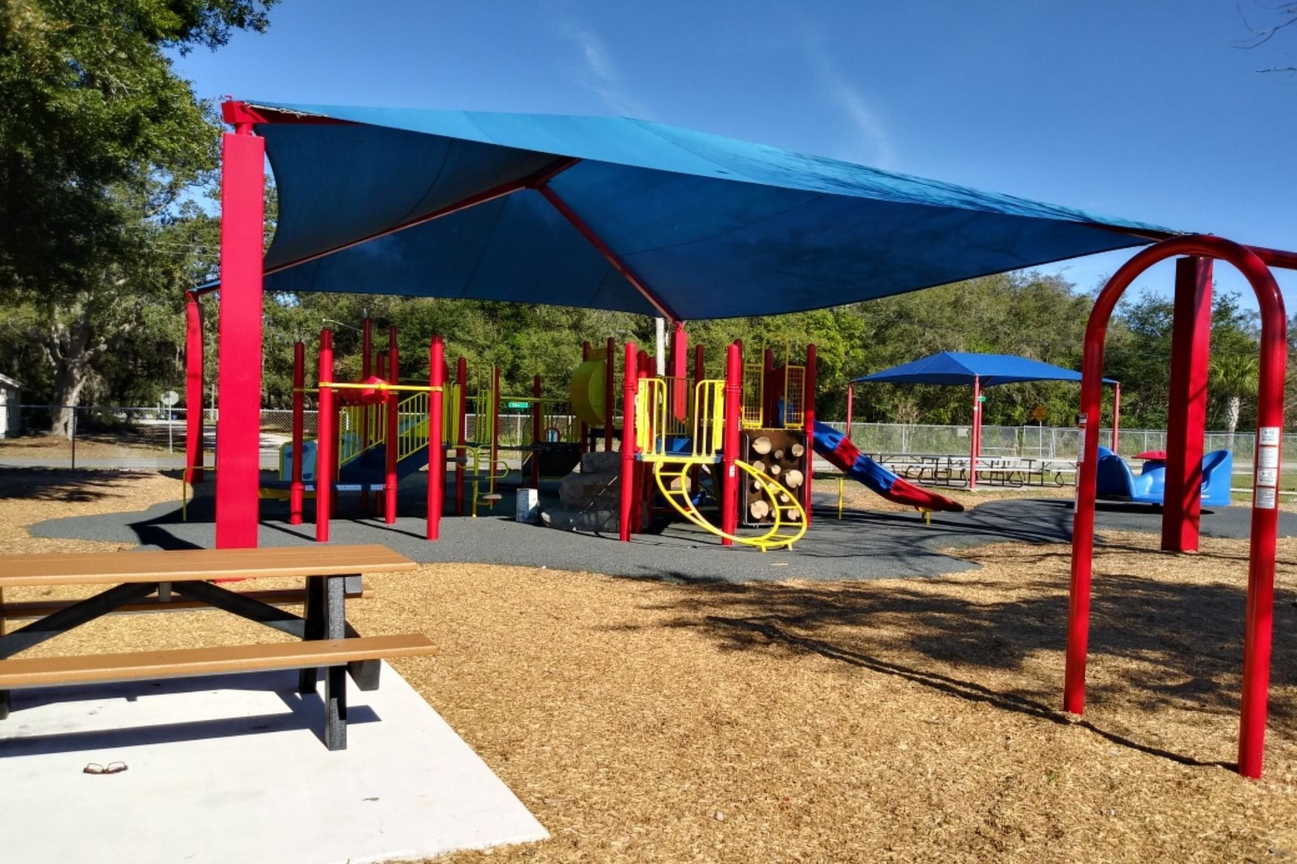MLK, Jr Park playground