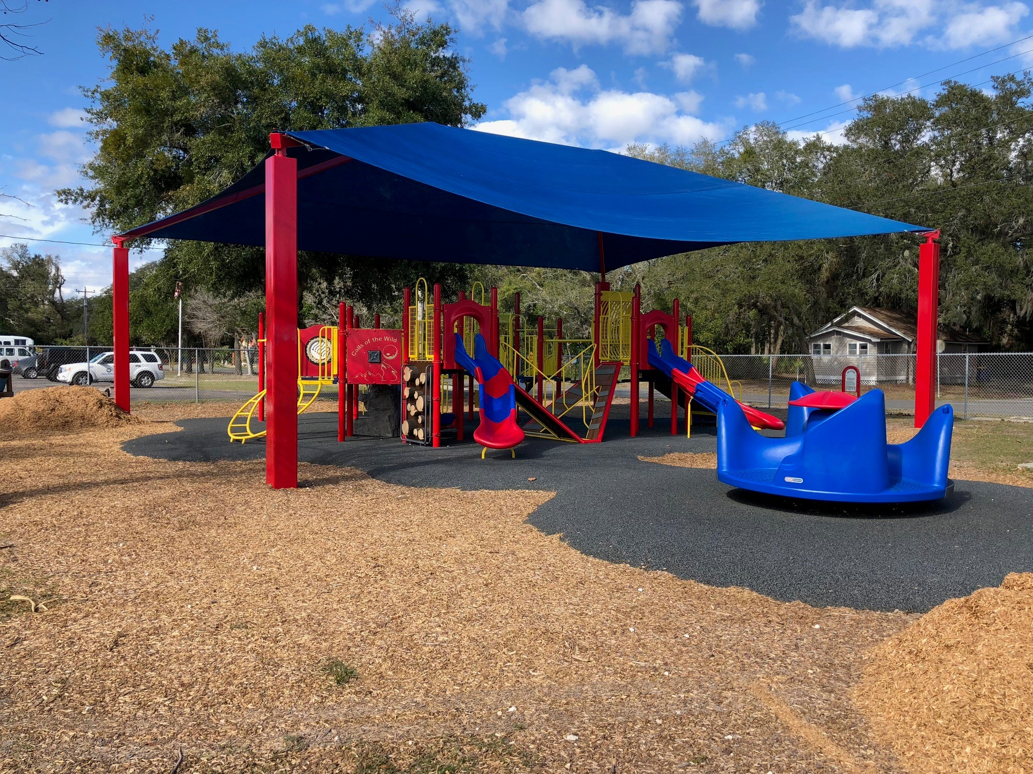 MLK Jr Park Playground 2
