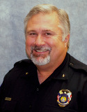 Deputy Chief Mark Foxworth