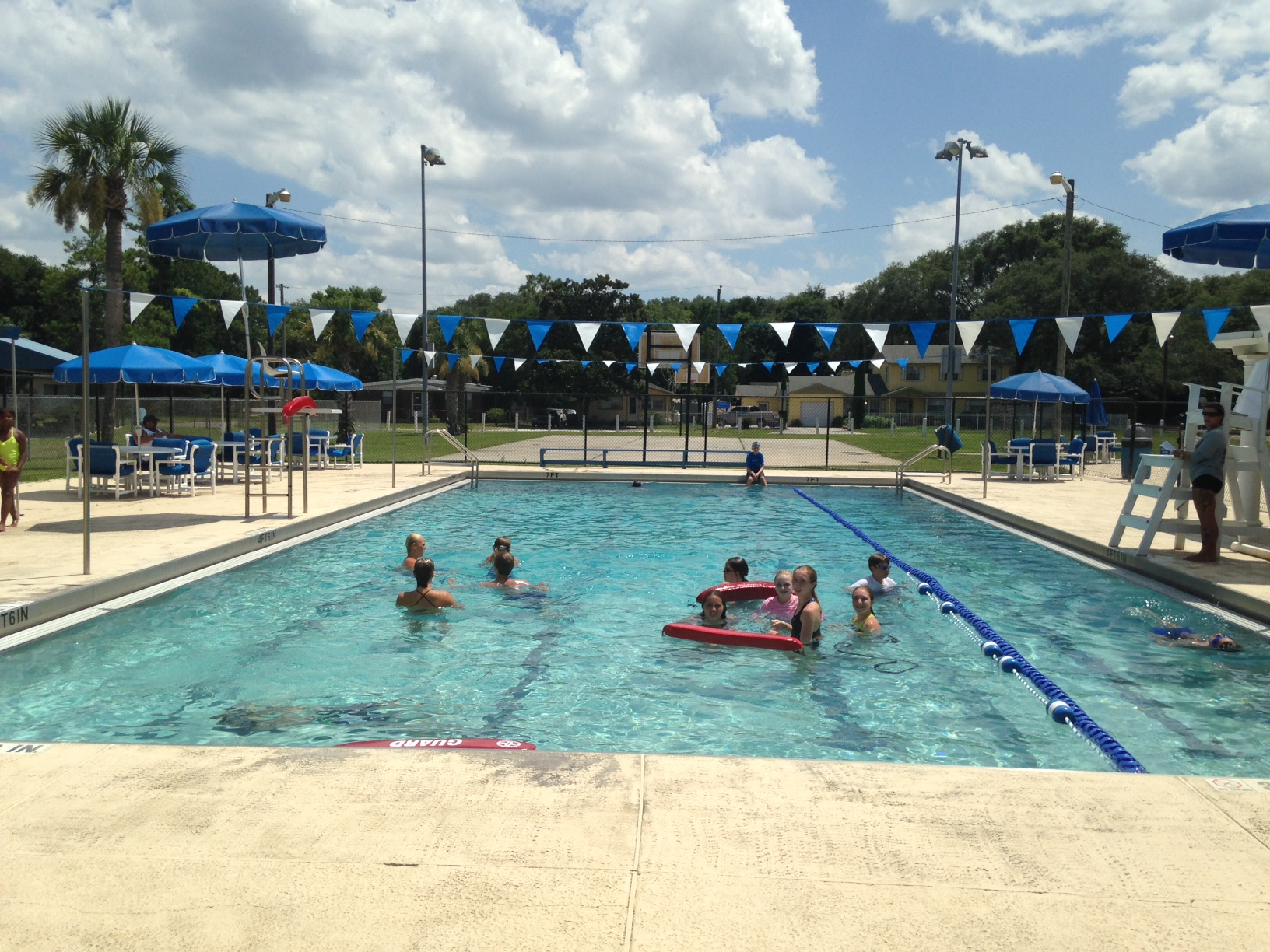 MLK main pool