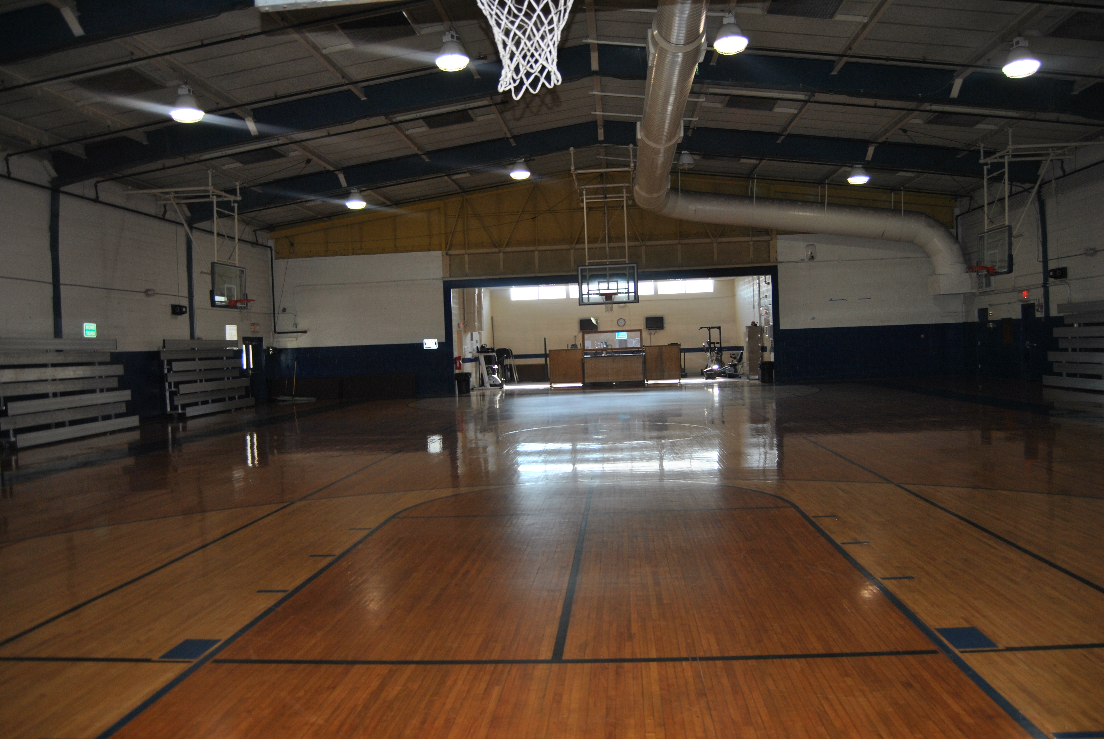 Peck Gym Open Gym