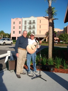 MWC Grand Opening-Lou Goldman and Sean McCarthy (with guitar).jpg