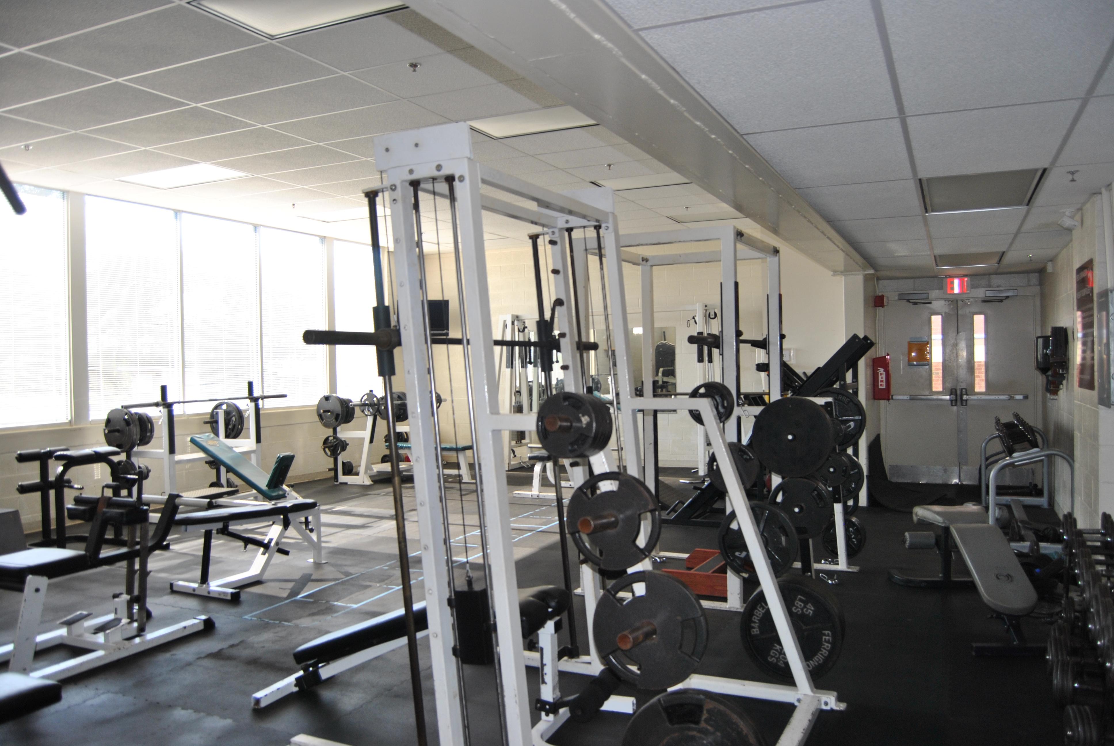 Peck Gym Fernandina Beach Fl